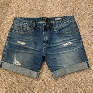 Jean shorts by Anoname. Size 28